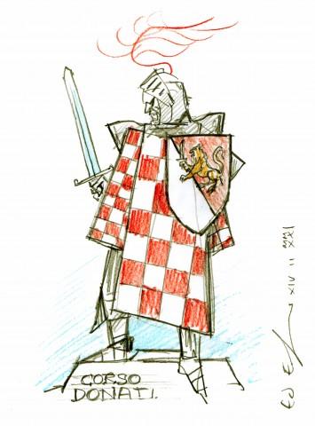 20-la-figura-di-corso-donati-disegnata-da-nrico-guerrini
