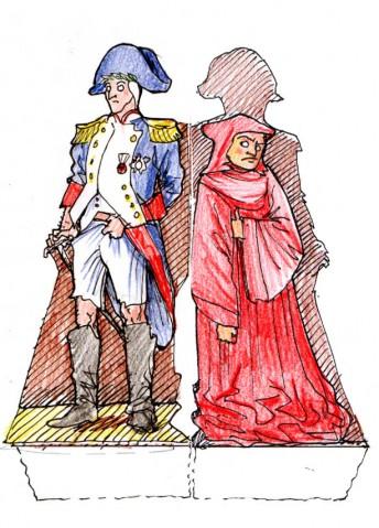63-dante-vicino-a-napoleone-si-sono-scambiati-i-vestiti2