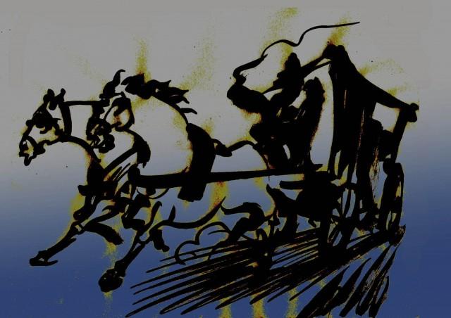 12-disegno-dedicato-alla-passeggiata-conla-celebre-visione-dei-campanili-di-martinville